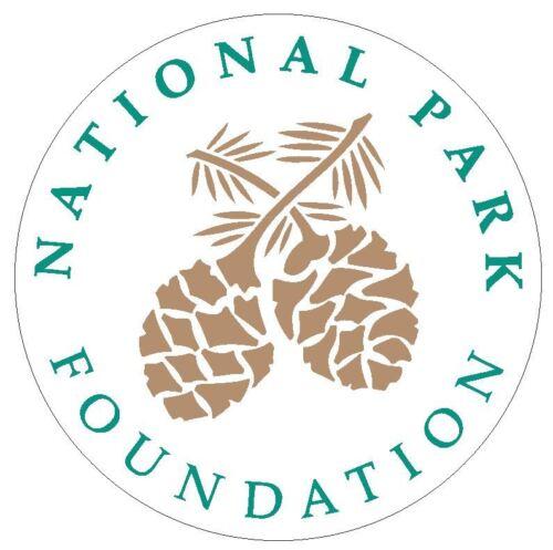 National Park Foundation Sticker R4885 YOU CHOOSE SIZE