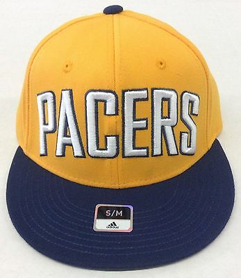 Basketball Fine Nba Indiana Pacers Adidas Name Under Brim Flex Fit Cap Hat Beanie Style #m665z Distinctive For Its Traditional Properties