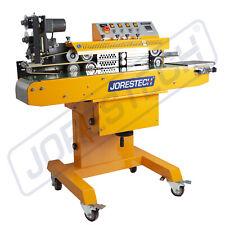 Continuous Horizontal Band Sealer Printer Cbs 1000 With Hot Roll Printer
