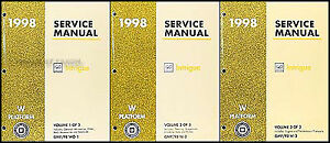oldsmobile intrigue repair manual