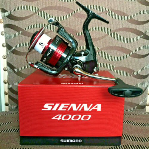 Shimano Sienna 4000 FG Spinnrolle NEW 2019 MODEL !