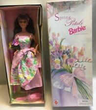 1996 Avon Spring Petals 2nd Special Ed Barbie Brunette Mattel F199071 Easter for sale online