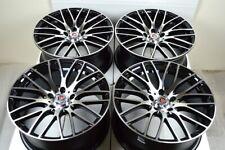 18 Wheels Rims Solara Sonata Optima K900 Eclipse Veloster Sienna Mustang 5x1143