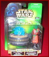Star Wars Power of the Force POTF Rebo Band Max Rebo & Doda Bondonawieedo NEW
