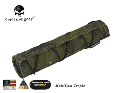 Emerson Hunting Tactical 22cm Airsoft Suppressor Cover Silencer Cover EM9330