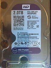 BRAND NEW-WD Purple 2TB Surveillance Hard Disk Drive - 5400 RPM Class SATA