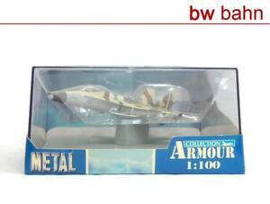 Armour-5165-f18-Hornet-U-S-Navy-034-top-gun-034-1-100-modelo-de-avion-metal-nuevo