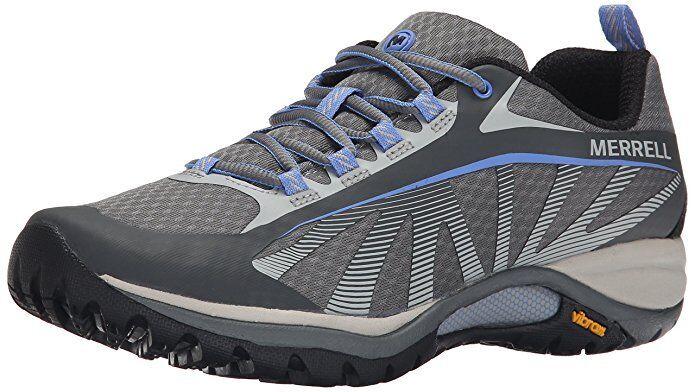 NIB Merrell Wouomo  Siren Edge scarpe, grigio, 9 M US J35516  negozio outlet