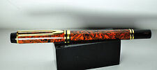 Waterman man 200 Rhapsody red fountain pen stilografica 1980