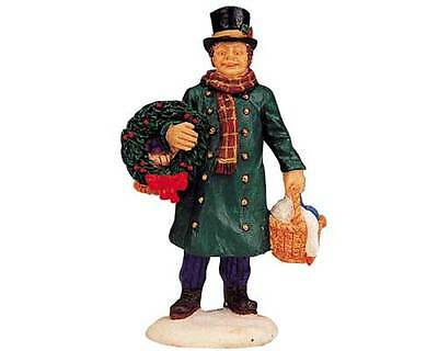 New Lemax Figurines Polyresin 92283 Bringing Christmas Cheer New 2014