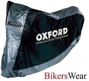 Oxford-Aquatex-Motorbike-Motorcycle-Cover-Size-L-Large-OF926L