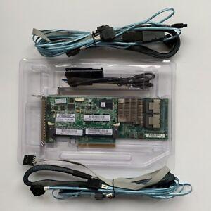 HP-631670-B21-633538-001-G8-Smart-Array-P420-1GB-FBWC-Controller-2PCS-8087-SATA