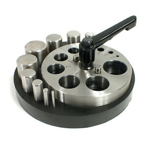 Disc-Cutter-Circle-10-Punches-Rubber-Base-for-Jewelry-Making-28-590