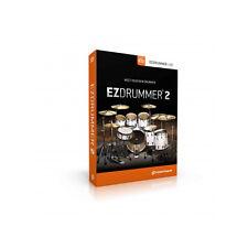 Toontrack EZdrummer 2 Virtual Drum Software Plug-in (NEW)