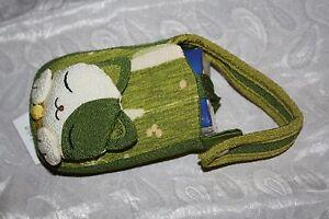 Kleine-Tasche-Handtasche-aus-Japan-034-Manekineko-034-Gluecksbringer-Katze-Suess-rar