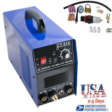 【USA】3 in 1 CT312 TIG / MMA Air Plasma Cutter Welder Welding Torch Machine 60Hz