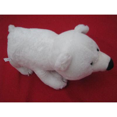 """Plüschtier Eisbär """"Freddy"""" Polarbär Bär Stofftier Kuscheltier Spieltier 30cm NEU"""