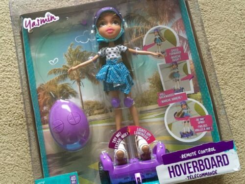 Details about  /Bratz Yasmin RC Hoverboard Rare