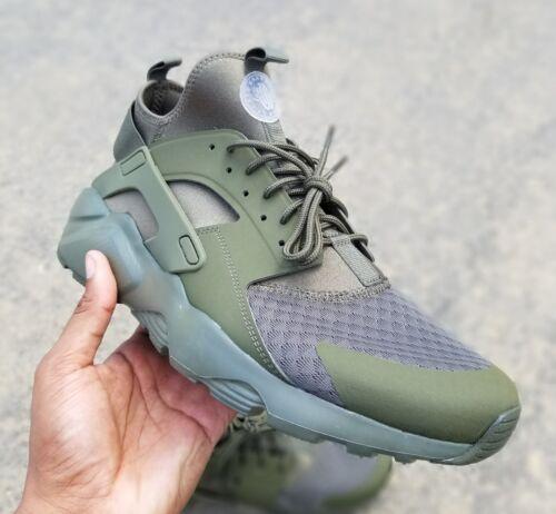 Sz Air Huarache Olive Ultra Medium 819685 Run 204 13 Nike 8qdFq