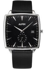 Alfex Herrenuhr 5566/006 Quarz Schweizer Qualität UVP 375 EUR