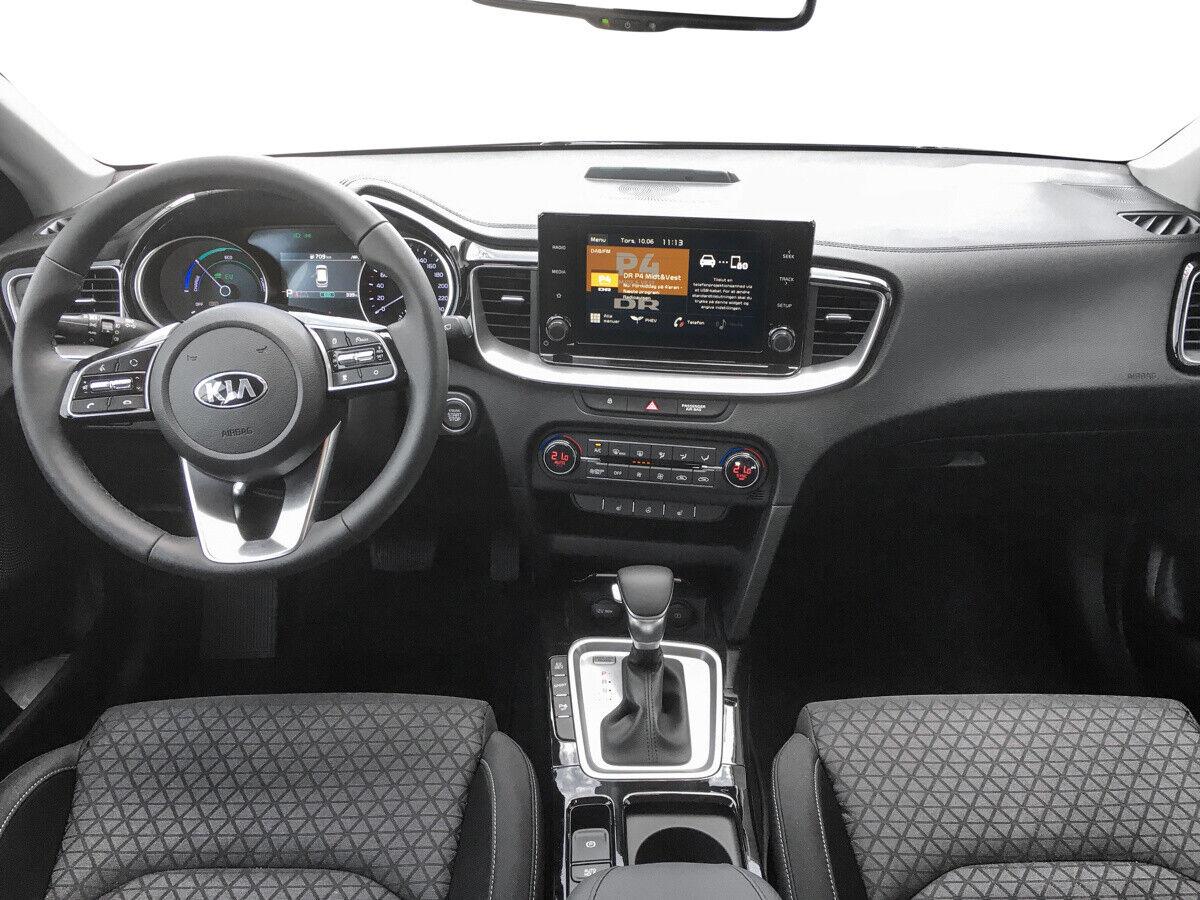 Kia Ceed 1,6 PHEV Prestige SW DCT - billede 8