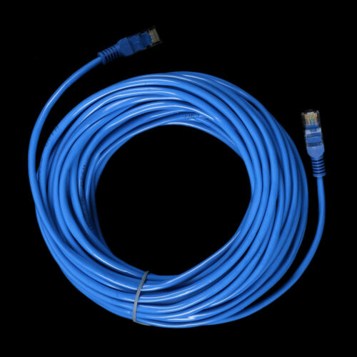 Cat5e RJ45 Ethernet Cord Internet Network LAN Cable Connector For PC Laptop