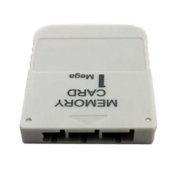 1MB Memory Card for Sony Playstation 1 PS1 PSX ONE 15 Blocks   FPC