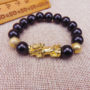 Image Is Loading Fashion Bead Protection See Good Lucky Luck Buddha