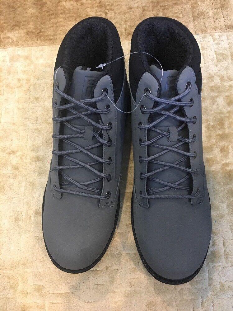 Brand Stiefel New  Uomo Fila Stiefel Brand Grau 8 Nycon 291248