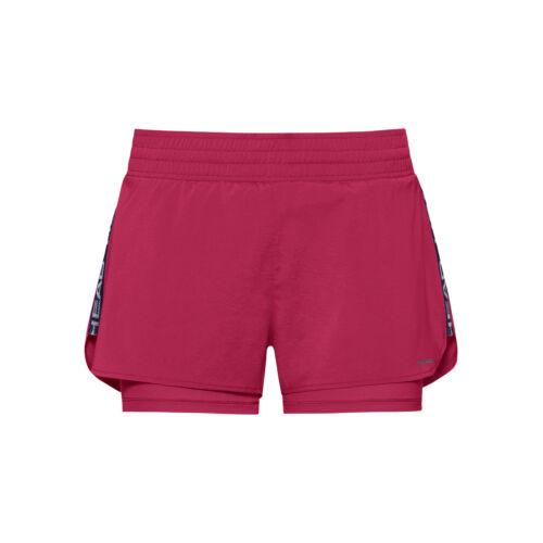 HEAD Damen Advantage Shorts  Shorts hellrot NEU