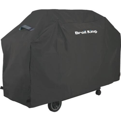 Broil King Select Series 58 In Heavy-Duty Black Polyester Grill Cover L