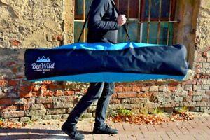 Waterproof-SNOWBOARD-BAG-BACKPACK-LUGGAGE-CARRY-CASE-Shoulder-Strap-150cm-170cm