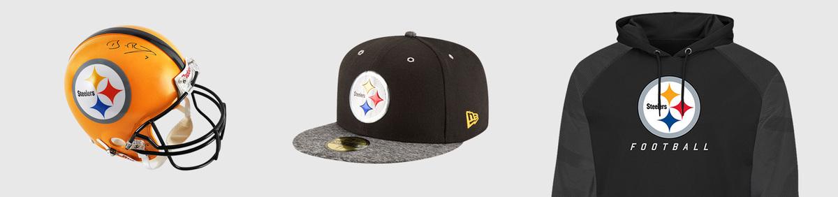 00b9f350e Pittsburgh Steelers NFL Fan Apparel   Souvenirs