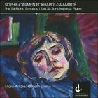 Sophie-Carmen Eckhardt-Gramatt': The Six Piano Sonatas (CD, Jun-2011, 2 Discs, Centrediscs)