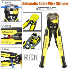 Automatic Cable Wire Stripper Cutter Crimper Plier Multifunctional Electric Tool