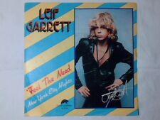 "LEIF GARRETT Feel the need 7"" ITALY FESTIVALBAR 1979 79"