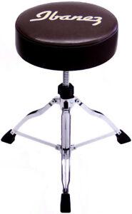 Ibanez-HT330IBA-BR-Burgundy-Drum-Throne-Stool-Guitar-Bass-or-Drumstool-Chair