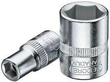 """Gedore 6166480 - 11mm Socket 1/4"""" hexagon"""