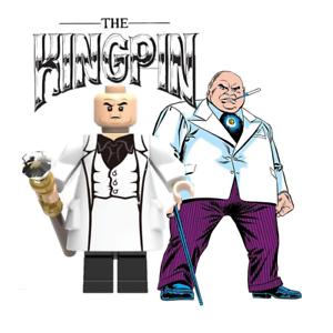 Kingpin Custom Minifigure USA Seller