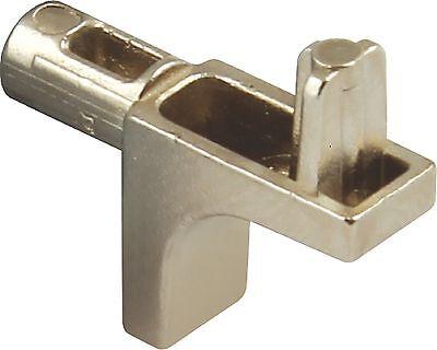 K Line Shelf Support Plug In For Ø 5mm Holes- Finish- Nickel