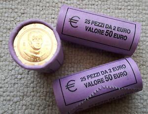 2 Euro Italien 2017 - Titus Livius - bankfrisch - unzirkuliert