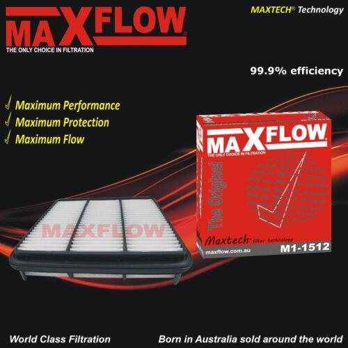 Fit Ryco A1512 Air Filter Mitsubishi Triton MN 2.4L 4G64 Maxflow® Air Filter