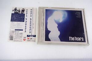 THE TEARS CD JAPAN OBI A4201