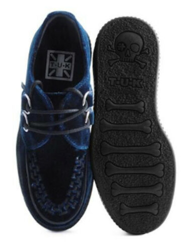 k Chaussures Pointure Creepers u 9 Us T Blue Midnight Eqnr4EwC