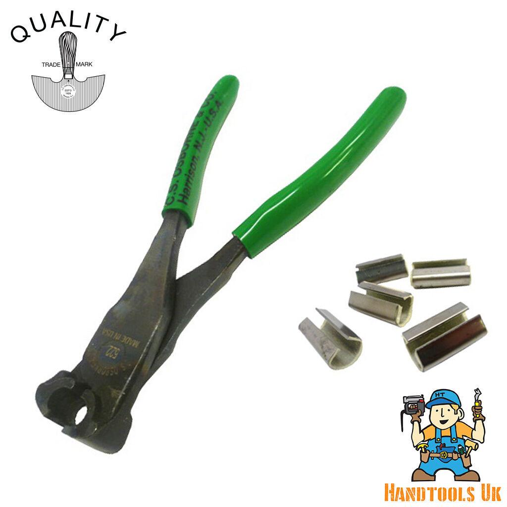 CS Osborne Upholstery / Spring Tools -  BW Clip Plier Osborne Ref 522