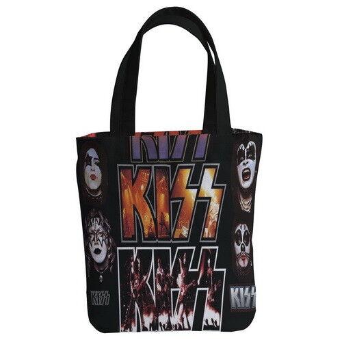 Kiss Canvas//Segeltuch Tasche Shopper Schultertasche p28 v0018