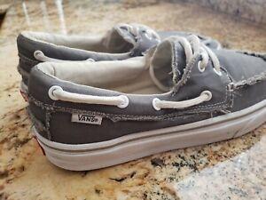 chaussures bateau vans