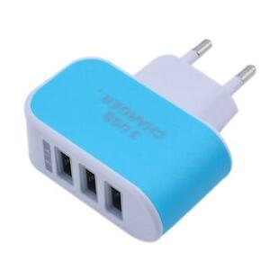 Latest-3-1A-TripleB-Port-Wall-Home-Travel-AC-Charger-Adapter-For-S6-EU-Plug-UK