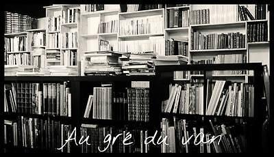 Librairie Au Gré du Van Chalon