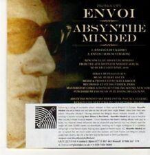 (BC614) Envoi, Absynthe Minded - 2010 DJ CD